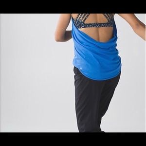 lululemon athletica Tops - Lululemon Wild Tank Top (built in sports bra) -6
